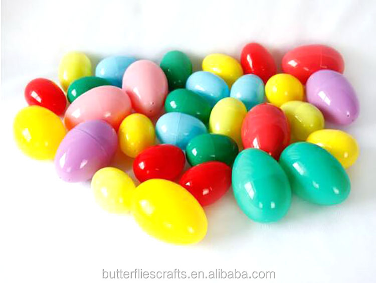 Assorted colors easter eggs for Easter