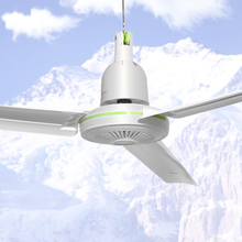 "48"" china kdk ceiling fan parts plastic air cooler 220 volt modern industrial fancy ceiling fan"