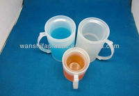 plastic double ice cups