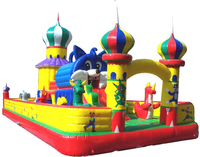 High quality Animal Sports Inflatable bouncy Castle