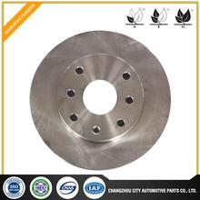Hot selling car black hat coated disc brake rotor with great price