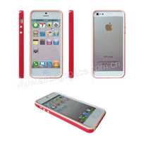 New Stylish Bumper Series Case Cover For Apple iPhone 5