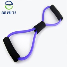 Crossfit Assisted Resistance Pull Up Mobility Loop Tubing workout Band Set, High Quality Resistance Band
