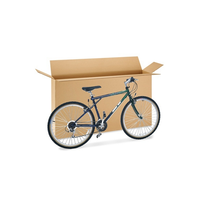 Giant Box For Packaging Bicycle Box