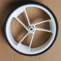 Wheelchair Tire PU Foam Tubeless Polyurethane Foam Wheel