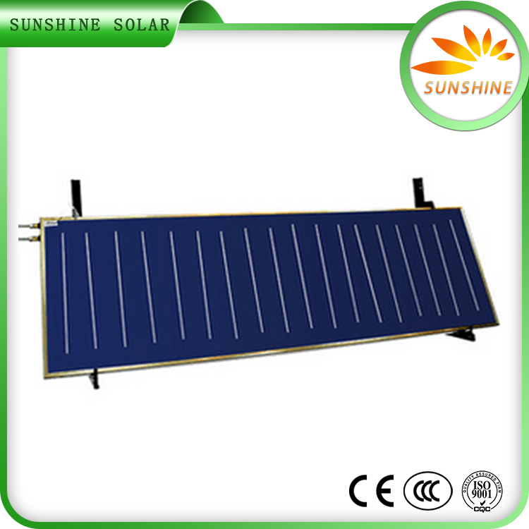 Portable Solar Water Heater Solar Panels For Home Homemade Solar Collector
