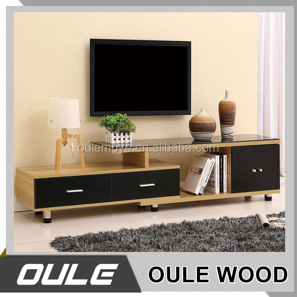 Modern bedroom furniture wooden TV stand / wooden tv stand designs
