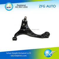 Car body parts store lowering suspension left front right control arm for sale 54501-2H000