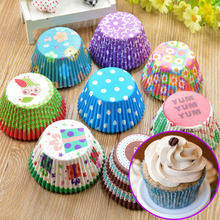 Cupcake Cases Paper Tool Baking Muffin Kitchen Cake Cup