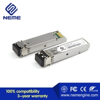 10G SFP+ LR fiber optic sfp transceiver module compatible with Huawei
