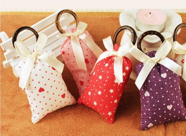 Hot sale new product hanging scented sachet bags