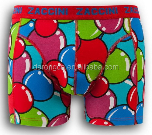 man sexy fashion basic underwear, boxer shorts wholesale with 2016 new design