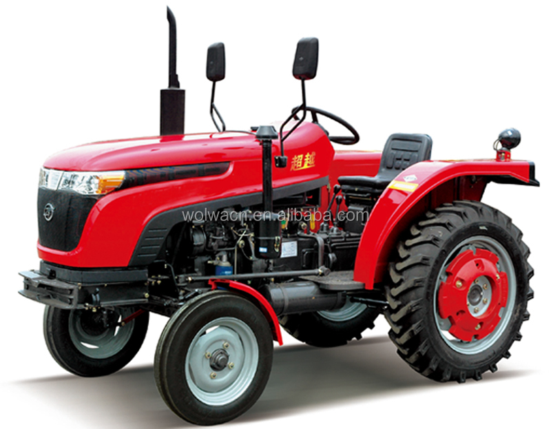 Professional Manufacturer for mini farming Tractor 20HP 4WDGN250 GN254