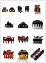 Factory plastic Hair claws clips clack claw barrete for woman lady girls kids many size color hair accessories hairpins hairgrip