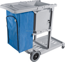 Multifunctional Cleaning Carts, Janitor Carts