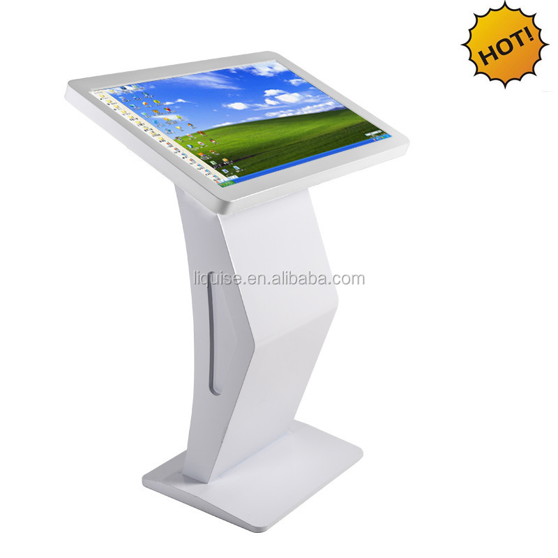 New Product 55 Inch Free Standing Wifi Touch Screen Advertising Display for Interactive Kiosk