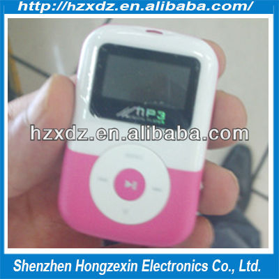 plug-in card MP3 Gift mp3 player wholesale