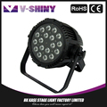 Waterproof 4in1 rgbw led par stage light