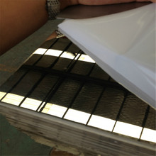 8K black mirror polishing 304 stainless steel sheet price
