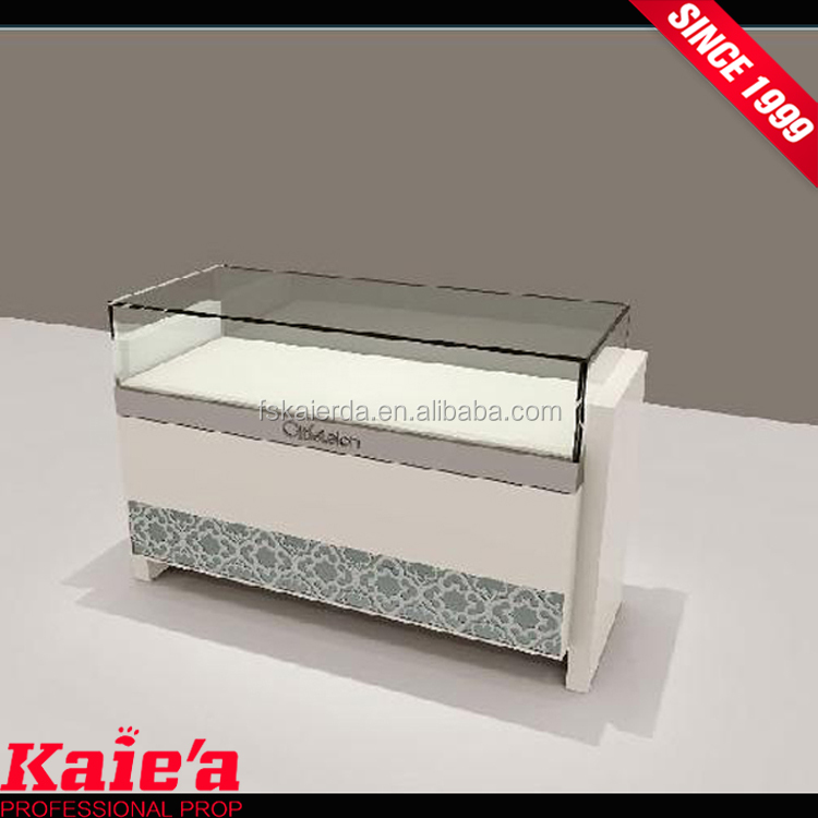 Cheap jewelry display case jewelry display stand with led lights for jewelry