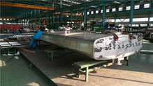 Sanitary Tank Sheet Metal Manufacturing With Stainless Steel Fabrication Process