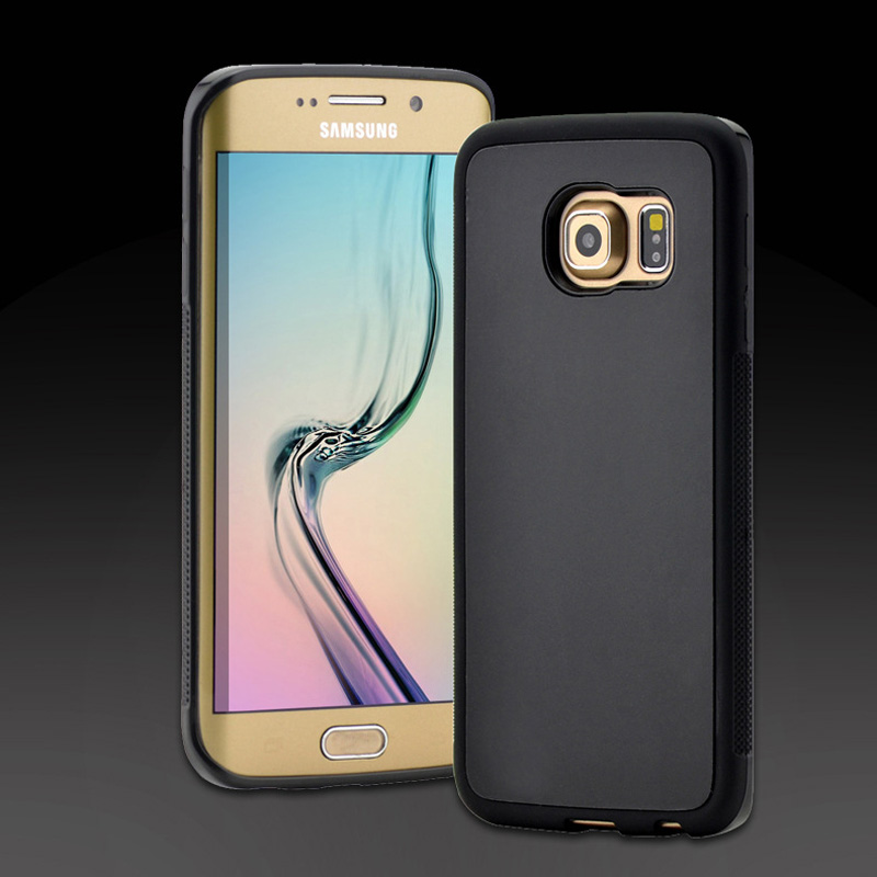 For Samsung Galaxy S7 Edge Case Note 5 Cover Antigravity Plastic Magical Anti Gravity Nano Suction Adsorbed Case
