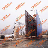 Hot sale Steel structure double sided outdoor advertising billboard sign