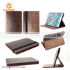Luxury crocodile pattern PU tablet Leather Case for ipad air