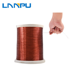 UL Approved enamelled copper coated aluminium wires