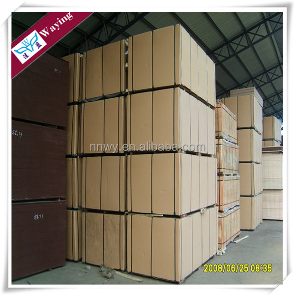 High Gloss MDF Board for Kitchen Cabinet from MDF Wood Factory