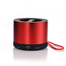 Conference Gift personal tooling mini TF card speaker with bluetooth transmission function
