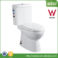 Australian Standard Two Piece Toilet Gravity Flushing / S-trap:150/200/250mm / P-trap:180mm roughing-in