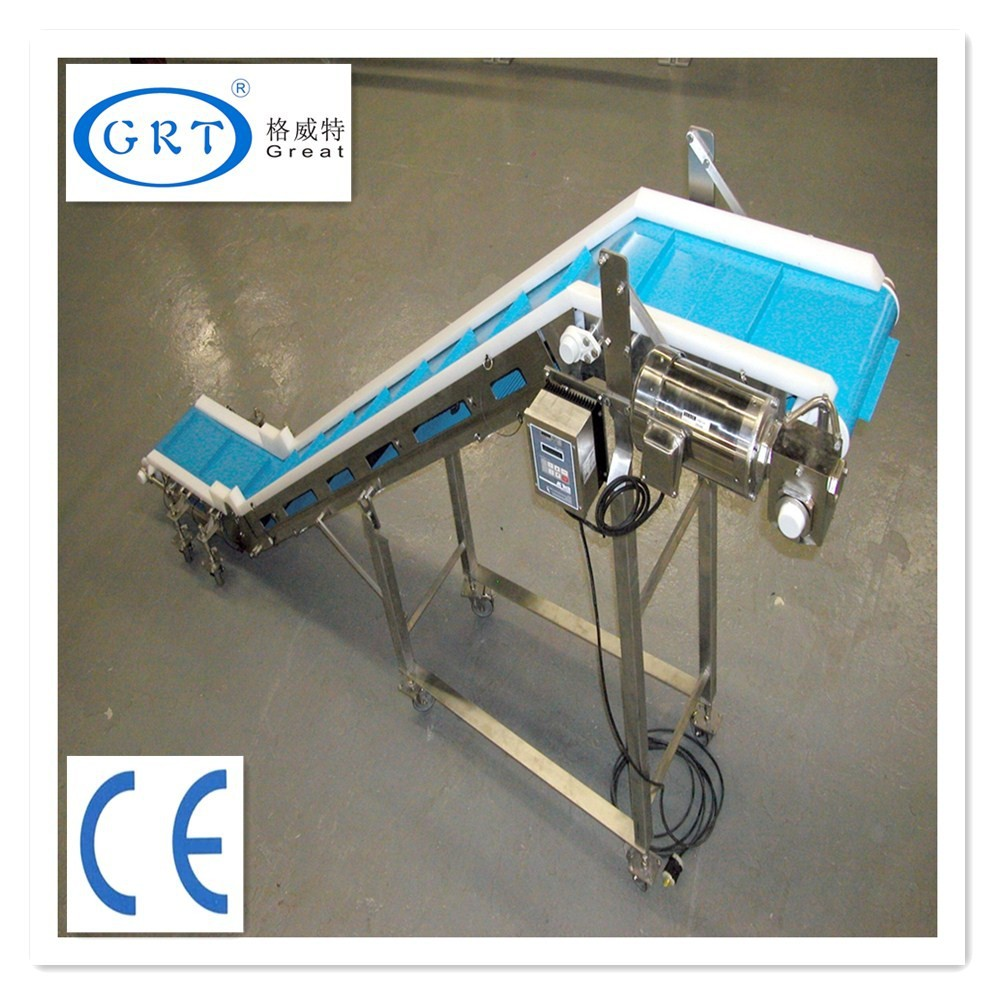 automatic tobacco/plastic conveyor belt for sale