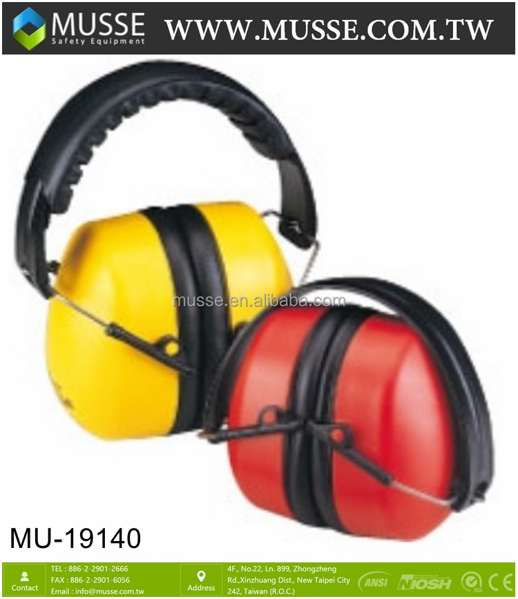 MU-19140 Greate Earmuff Ear cover Ear protectors for sleeping