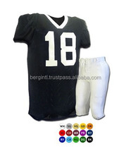 Tackle Twilled American Football Uniforms At BERG