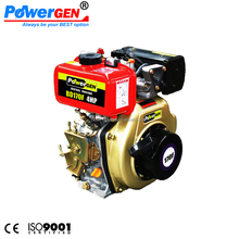 Best Price!!! POWERGEN Air Cooled Single Cylinder Diesel 4HP Engine