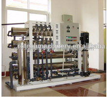 Pure water system for pharmacuetical,food,chemical industry