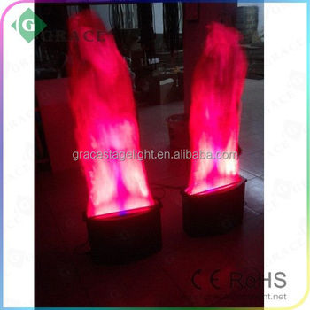 fake fire led silk flame light