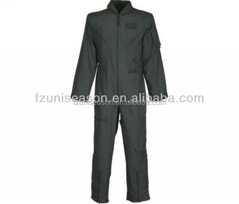 working clothes professional durable TC jumpsuit