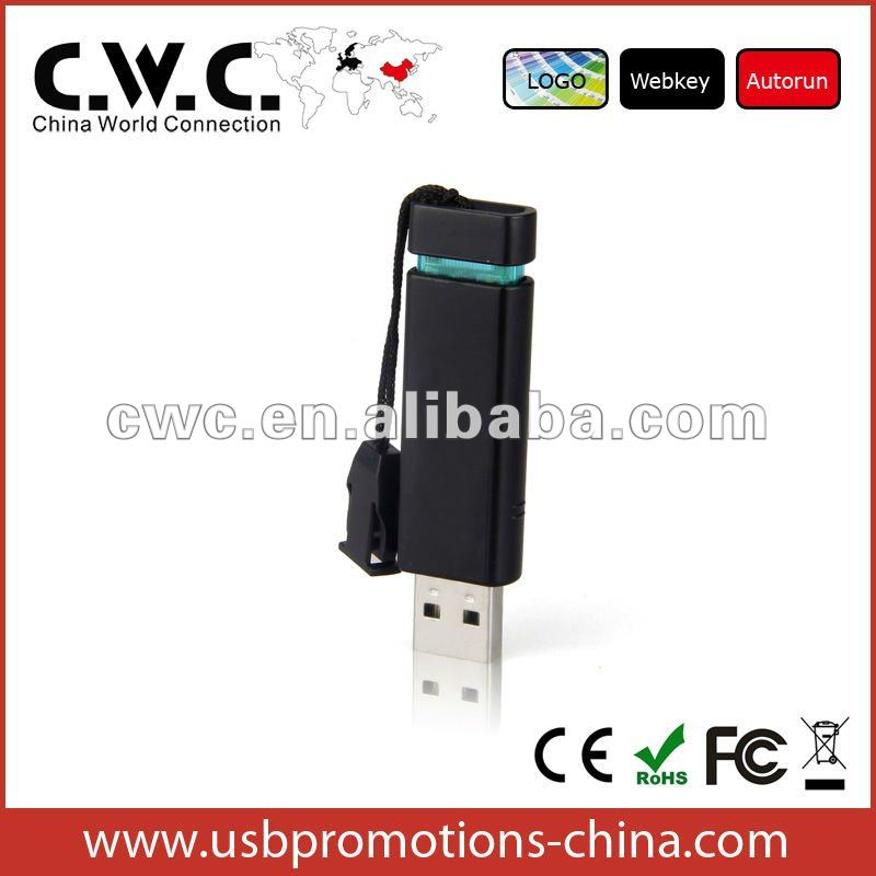 original chip 8GB USB2.0 pendrive with printing logo