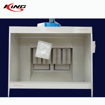 PCB-24001 powder coating booth
