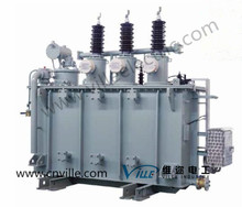 4mva S9 Series 35KV Oil-immersed Power Transformers with on load tap changer