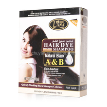 BSY noni fast black hair magic shampoo for no-damage hair color 120ml