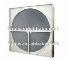 Sensible aluminium heat recovery wheel