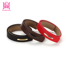 young women's jewelry pu leather bracelet leather jewelry supplies