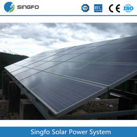 10KW Off Grid Solar Energy System For Home And Buisness Design