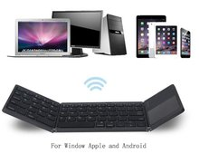 Factory supply wired mini keyboard with touchpad bluetooth keyboard for ipad pro