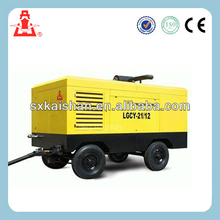 kaishan portable diesel power air compressor high pressure paintball air compressor