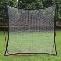 Adjustable Soccer Rebounder Goal Multi Sport