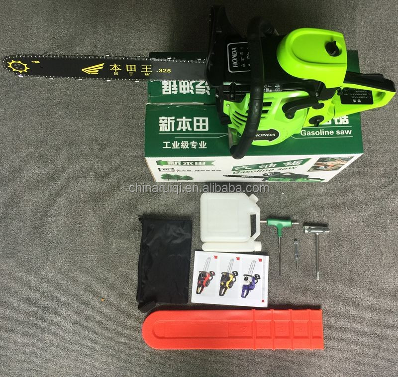 New design best 58CC Chain Saw hand chainsaw